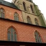 Die Oberweseler Liebfrauenkirche von außen.