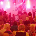 """Music made for You"" begeistert das Publikum beim Oktoberfest 2014."