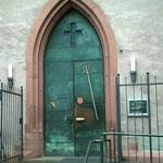 Eingangsportal.