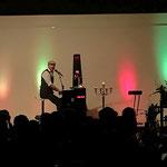 Auftritt von Tom Alaska am 06.04.2018 im Weißenthurmer Vereinshaus.