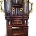 Die Teschemacher-Orgel (sog. Dornröschen-Orgel)