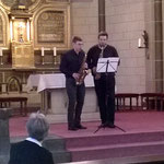 Ensemblekonzert der Kreismusikschule