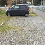 月極駐車場の写真1