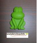 """""""Frosch"""", Beissmotiv gross (grün)"""