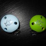 """Motivclip """"kleiner Prinz"""" (babyblau,grün -- dunkelblau, mint nicht auf dem Bild)"""