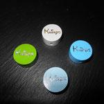 "Motivperlen ""Knirps"" (weiss, skyblau ausverkauft, babyblau ausverkauft, grün)"