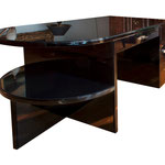 Art Déco Desk in cubist design, France about 1930