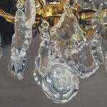 Leuchter  2014  80 x 120 cm Öl/Leinwand