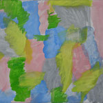 Iris | 2011, Eitempera auf Leinwand, 31,5 x 39 cm