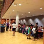 2016: Learn By Movement aanwezig bij de opening van het Schoolontbijt
