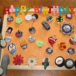 Geburtstagsgeschenk für André