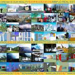Werbeplakat Willkommen • 2010 • Inkjet-Print • Maße: 80 x 70 cm