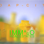SOAP-CITY • Seifenguss, Glas, Folie • 2007