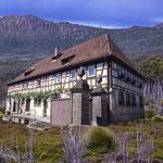 IMMAGO REAL ESTATES • Fachwerkhaus im Hochland