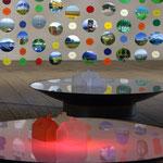 Neue Galerie Landshut • 2008 • Seifenguss, Plexiglas , Licht, Stahl, verzinnt