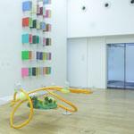 Betonkunst Nürnberg • 2005 • kunstgalerie fürth • Raumaufnahme