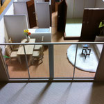 S=1/30 室内模型