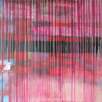 Bird, Acrylic on canvas, 150 x 120, 2011, SOLD, Private Collection Amsterdam