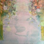 Light, Acrylic on canvas, 100 x 120 cm, Available at Deer Daddy - 2400 euro