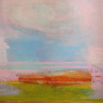 Heaven open, acrylic on canvas, 160 x 140 cm, 2007, available at Deer Daddy - 3300 euro