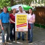 "Inform citizens about the ""Waldschloesschenbruecke"", 2007"