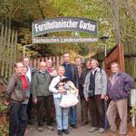 Herbstwanderung mit dem CDU Ortsverband Dresden-Neustadt