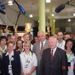 Landtagswahlkampf 2004 mit Dr. Helmut Kohl