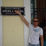 Sie ist überall. Selbst in Havanna (Cuba).