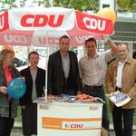 Stadtratswahlkampf 2004