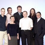 Das Kandidatenteam für den Stadtrat 2004