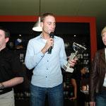 Frühjahrsempfang der JU Dresden - Bowling - Matchwinner des Abends, April 2009