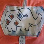 Sicherheitsdecke Elefanten terra