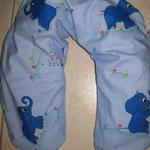 Stillkissen klein mit Elefanten