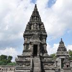 L'un des temples dédiés aux animaux qui servent de montures aux Dieux