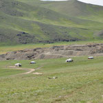 Mais aussi les mines d'or qui détruisent le paysage