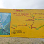 Notre balade dans le canyon de Yolyn Am près de Dalanzadgad (sud de la Mongolie)