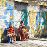 Le Foot omniprésent dans la vie des cariocas