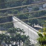 l'Aqueduc dans le quartier de Lapa. Construit en 1770. Il servait à canaliser les eaux du Rio da Carioca