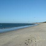 Barra Grande. Camp de Kite Surf