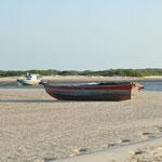 Sur la plage d'Atins