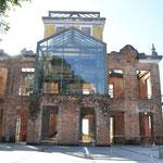 Le centre Culturel du  Parque das Ruinas.