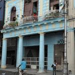 Façade du Centro Habana