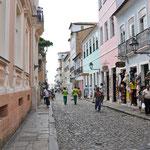 Les rues pavées