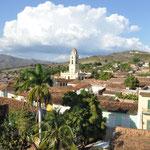 Trinidad vu du Palacio Cantero