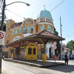 La station de tramway