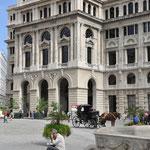 Immeuble Lonja del Commercio (Bourse du Commerce)