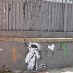 Santa Teresa est un quartier d'artistes