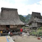 Habitation traditionnelle du pays