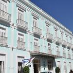 "Façade de l'hôtel ""La Union"" à Cienfuegos (1869)"