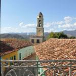 Clocher du Museo de la Lucha contra los Bandidos (il s'agit d'un ancien couvent du XVIIIè siècle)